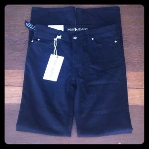 MiH London Jeans Medium Rise Bootcut Size 28 NWT